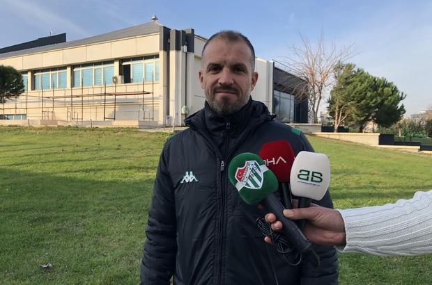 """Mustafa Er: """"Her takımı yenebilecek duruma geldik"""""""