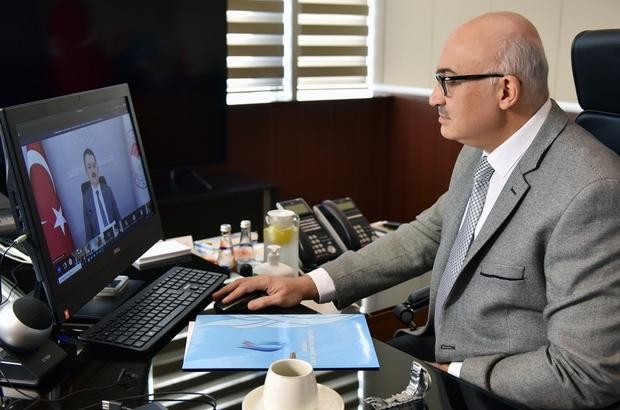 Manisa Celal Bayar Üniversitesinden '2020 biterken pandemi ve ekonomi' forumu