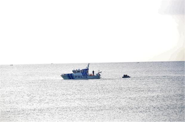 Balıkçı teknesi battı, 3 kişi balıkçılar tarafından kurtarıldı