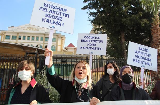 """Cinsel istismardan 621 yıl ceza alan öğretmen, başka istismardan hakim karşısına çıktı UCİM Antalya Hukuk Koordinatörü avukat Gülşah Ekin Taş: """"Çocuklar konuşun, bu istismarcının başka eylemlerine maruz kalan diğer çocuklar da konuşsun"""""""