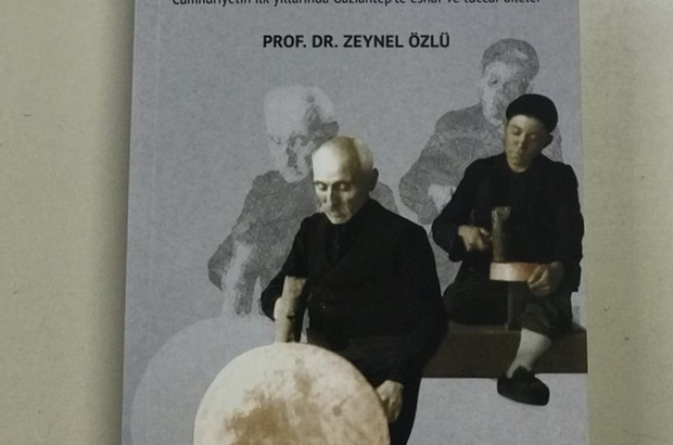 Gazikültür'den Gaziantep esnafının geçmişine ışık tutacak kitap