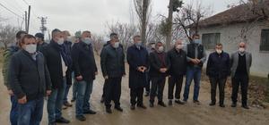 Malatya Büyükşehir, 2 mahallenin yol çalışmalarını tamamladı