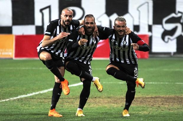 TFF 1. Lig: Altay: 3 - Ümraniyespor: 1