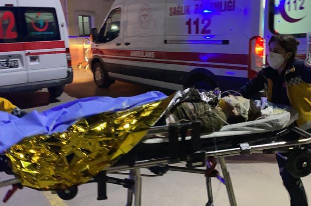 Sakarya'da yangın: 2 ölü, 1 yaralı