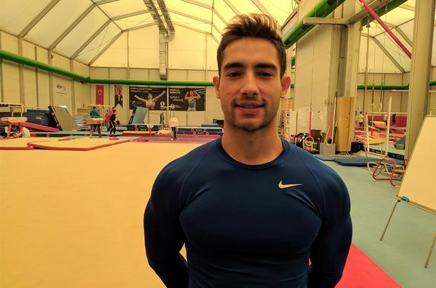 """Şampiyon cimnastikçi İbrahim Çolak, 2021 Olimpiyatları'na tam gaz hazırlanıyor Dünya ve Avrupa Şampiyonu milli cimnastikçi İbrahim Çolak: """"Baskının beni etkileyeceğini düşünmüyorum"""" """"Hayatımda hiçbir şey değişmedi, yine buradayım ve hedeflerim doğrultusunda çalışıyorum"""""""