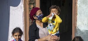 Mersin Büyükşehir Belediyesi 1,5 milyon paket okul sütü dağıtacak