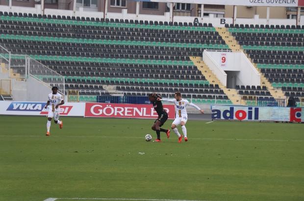 Süper Lig: Denizlispor: 0 - MKE Ankaragücü: 0 (Maç devam ediyor)
