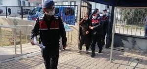 Adana'da jandarma 5 hırsızlık olayını gerçekleştiren şüphelileri yakaladı