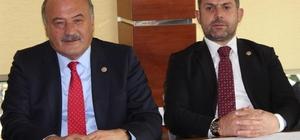 AK Parti Erzincan Milletvekillerinden esnafa destek ve yeni doktor atamalarıyla ilgili açıklama