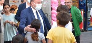 """Başkan Beyoğlu: """"2021 yılında çok önemli projeleri hayata geçireceğiz"""""""