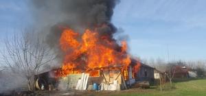 Sakarya'da 6 günde çıkan 8 farklı yangında 4 kişi hayatını kaybetti 2020'nin son günlerinde çıkan yangın baba ve kız ile yaşlı çifti ayıramadı