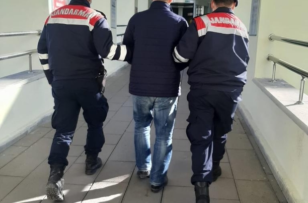 FETÖ /PDY üyeliğinden aranan eski komiser annesinin evinde yakalandı
