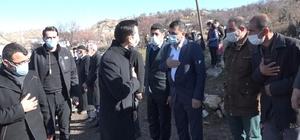 PKK'nın Hamzalı'da katlettiği 23 şehit törenle anıldı