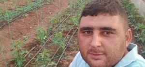 Baraja düşen araç alev aldı, sürücü hayatını kaybetti