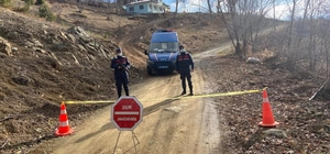 Kastamonu'da bir köy karantinaya alındı