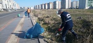 Bağlar Belediyesi, 29 ana arterde temizlik çalışması başlattı