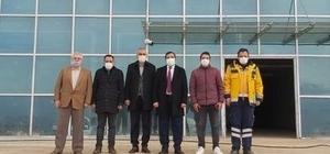 Doğanşehir Devlet Hastanesi bu yıl hizmete girecek