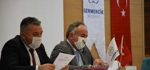 Germencik Belediye Meclisi'nden esnaf ve sanatkara jest Germencik Belediyesi pandemi süreci sona erinceye kadar faaliyetlerini durduran esnaftan kira almayacak