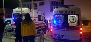 'Sakin şehir' Taraklı'da sopalı kavga: 2 yaralı