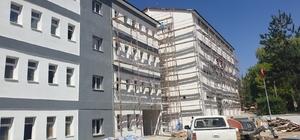 Erzurum'da okullar depreme karşı güçlendiriliyor