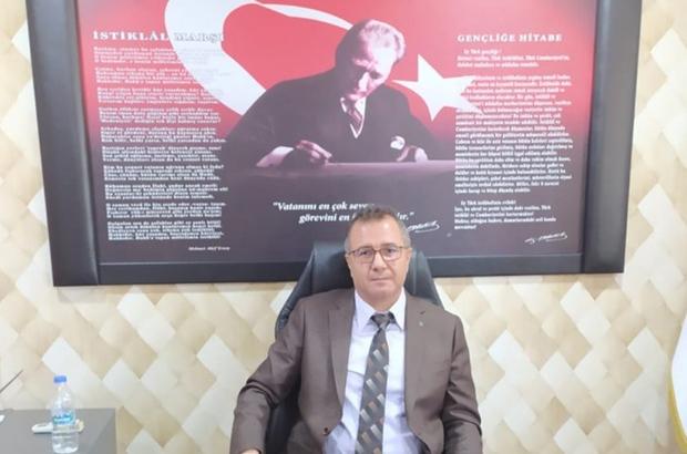 Silvan İlçe Milli Eğitim Müdürlüğüne atanan Özdemiral görevine başladı