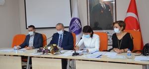 Didim Belediye Meclisi 2021'in ilk toplantısını yaptı