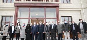 AK Parti Milletvekili Savaş'tan Menderes Müzesi'ndeki çalışmaları inceledi