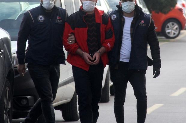 Bomba eğitimi alan El Kaide zanlısı tutuklandı Zanlının ağabeyinin hala Suriye'de El Kaide terör örgütü içinde olduğu öğrenildi