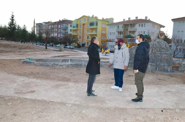 Eski Belediye Başkanı Akbay'ın ismi, parkta yaşatılacak