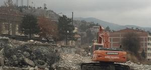 Tosya adliye sarayı binası yapımı başladı