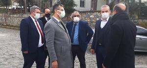 Sandıklı'da bir Aile Sağlığı Merkezi daha yapılması için arsa tespiti yapıldı