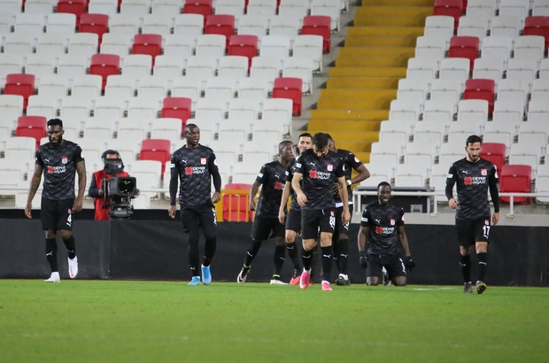 Ziraat Türkiye Kupası: D.G. Sivasspor: 2 - Adana Demirspor: 1 (Maç sonu)