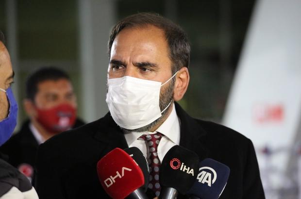 """Mecnun Otyakmaz: """"Hedefimiz kupayı kaldırmak"""" Sivasspor Başkanı Mecnun Otyakmaz: """"Çok zor turlar bizi bekliyor"""" """"10 numaraya iyi bir transfer yapacağız"""""""