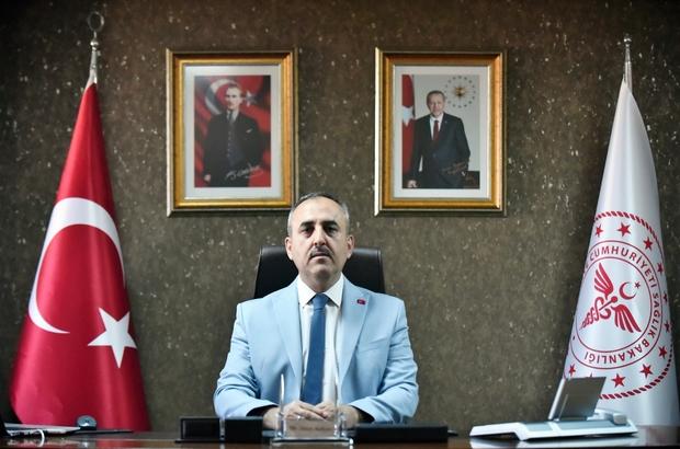Mersin İl Sağlık Müdürü Bahçacı korona virüse yakalandı