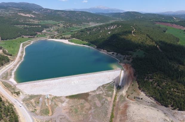 """DSİ son 18 yılda Denizli'de 18 baraj ve 10 gölet yaptı DSİ Genel Müdürü Kaya Yıldız, """"Çiftçilerimize yıllık 1 milyar 103 milyon 346 bin 300 TL ilave zirai gelir artışı sağladık"""""""