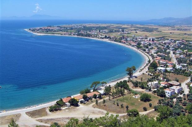Turistik Ören mahallesine 81 milyon TL'lik altyapı Muğla Büyükşehir Belediyesi Muğla'nın Milas ilçesi Ören Mahallesinde 81 milyon TL'lik yatırımla Atık su Arıtma Tesisi ve kanalizasyon şebeke hattı yapıyor.