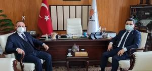 """AK Partili Turan: """"Alan kılavuzlarıyla ilgili sürece ilgisizi olamayız"""""""