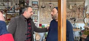 Ailesi canlı yayında onu ararken o antikacı dükkanından çıktı Altı gündür kayıptı Bursa'daki bir antikacıda polis tarafından bulundu