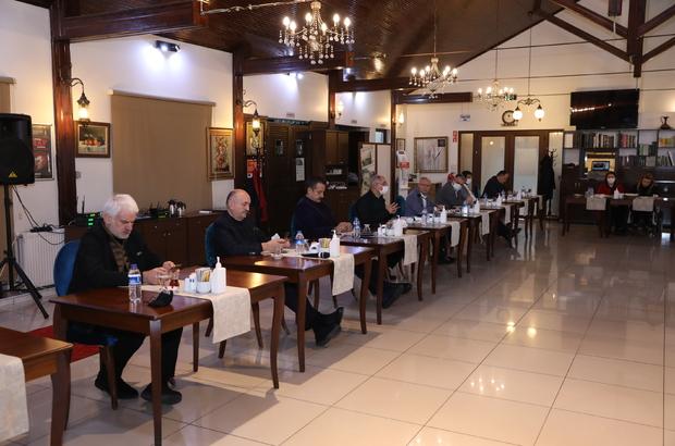 Bursa'da tecrübe birlik ruhuyla buluştu