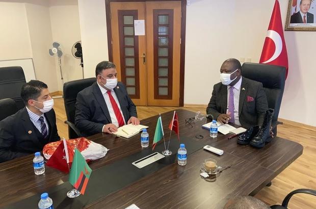 TÜSİKON heyeti 1 milyar dolarlık yatırım için Zambiya'ya gidiyor