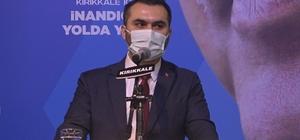 """AK Parti İl Başkanı Kaplan: """"Hiçbir art niyetli güç bizi bölemeyecektir"""""""