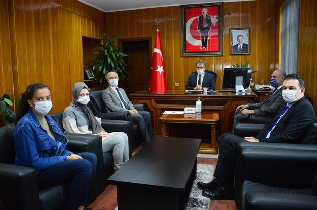 Karasulu öğrencilerden TÜBİTAK başarısı 870 proje içerisinden Türkiye 2'ncisi olmaya hak kazandı
