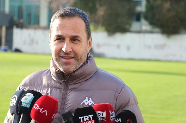 """Yalçın Koşukavak, """"12 oyuncu ile lig oynuyoruz"""" Denizlispor Teknik Direktörü Yalçın Koşukavak: """"Çok sakat oyuncu olması bizi zora sokuyor"""""""