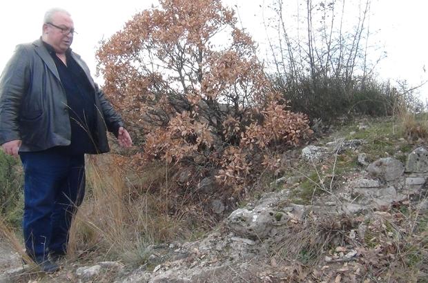 Gerçek Kulaca Hisarı burası 800 yıllık kale ilgi bekliyor