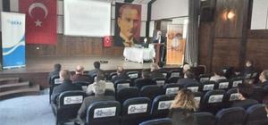 Karacasu'da Eko Turizm Destinasyon Eylem Planı toplantısı gerçekleştirildi