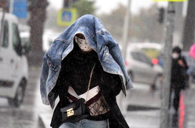 2020'de Samsun'a yüzde 19 daha az yağış düştü Samsun'da iki günde metrekareye 25 kilo yağmur düştü