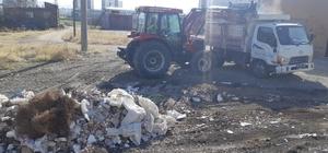 Ergani Belediyesi ilçede temizlik çalışmalarına hız verdi