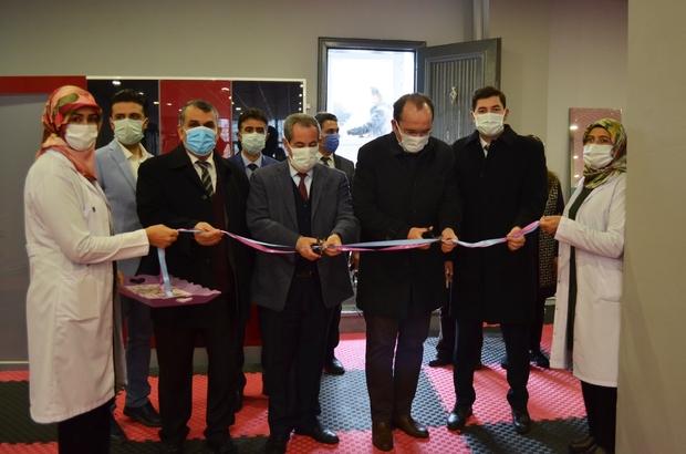 Adilcevaz'da kadınlar için fitness salonu açıldı