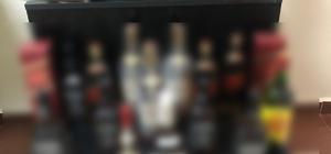 Kuşadası'nda sahte alkol operasyonu, 1 şüpheli gözaltına alındı