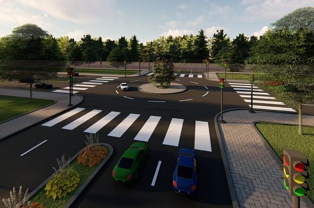 Karatay Belediyesi ilçeye trafik eğitim parkı kazandırıyor